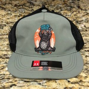 Under Armour Snack Bear Camping Hat